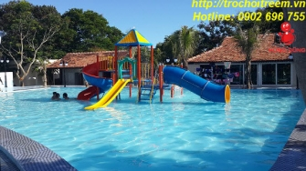 Combination Water Slide 02