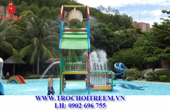 Combination Water Slide 03