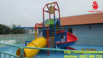 Combination Water Slide 04
