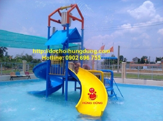 Combination Water Slide 05