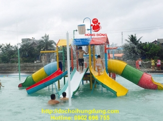 Combination Water Slide 15