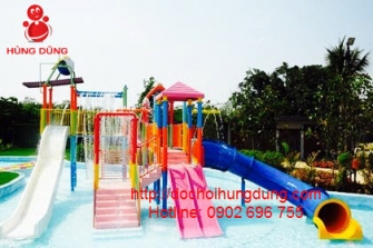 Combination Water Slide 19