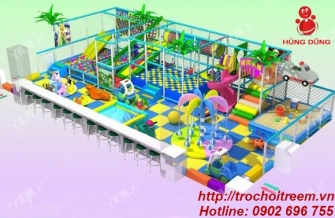 Kids Indoor Play Equipment 02