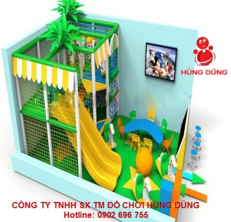Kids Indoor Play Equipment 03