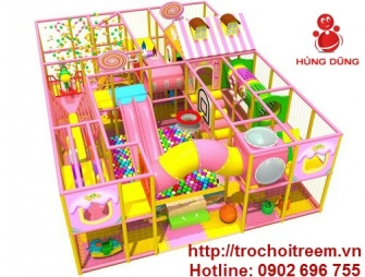 Kids Indoor Play Equipment 04