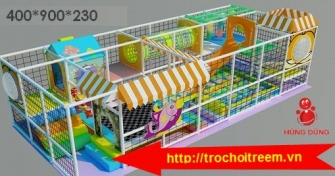 Kids Indoor Play Equipment 06
