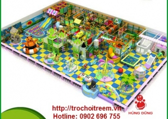 Kids Indoor Play Equipment 07