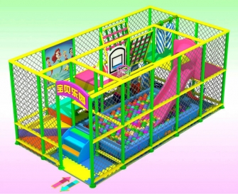 Kids Indoor Play Equipment 08