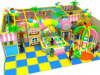 Kids Indoor Play Equipment 05